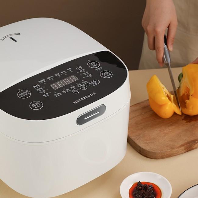迈卡罗MACAIIROOS 4小时定时 12小时保温 24小时预约功能智能电饭煲