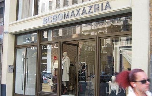 受零售业低迷打击 美国时装品牌BCBG Max Azria宣布重组计划