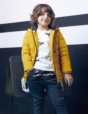 YukiSo:欧美原创设计师潮牌童装品牌。
