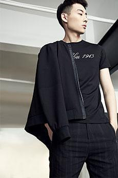 1943S:都市极简风时尚男装品牌