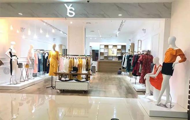 祝贺雨珊女装云南省文山市光大购物中心店盛大开业!