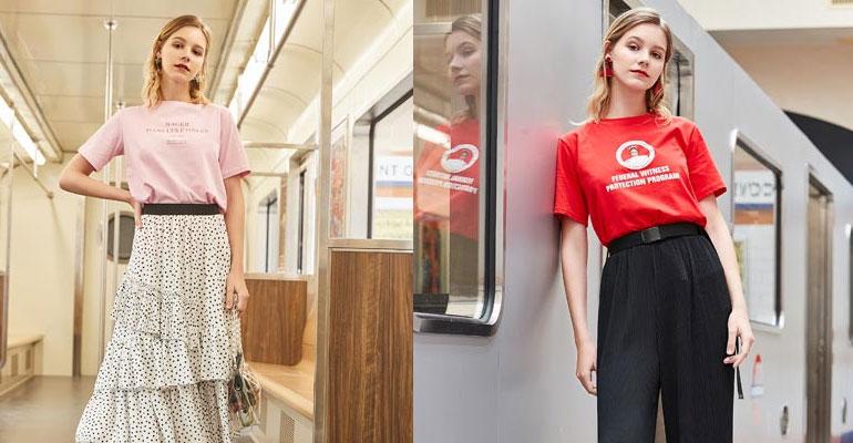 艾丽莎品牌服饰 带你了解2019夏季的服装秘密