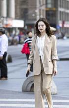 时尚潮流的新穿搭 答案尽在时尚街拍达人这里