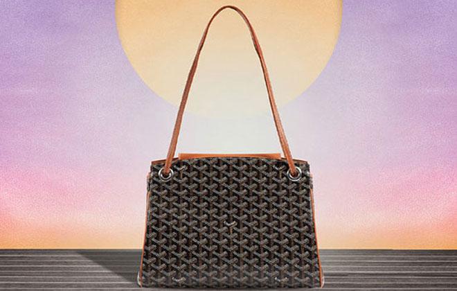 Maison Goyard高雅德全新包袋上线 现代而永恒