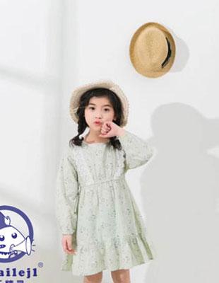快乐精灵童装 夏日孩童穿搭要清凉也要时尚~