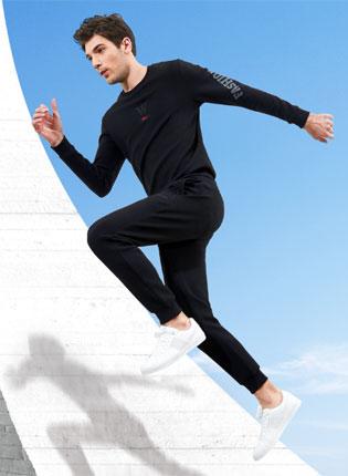 比森战狼:专注于休闲时尚运动男装品牌