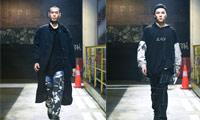 男人的魅力从穿搭开始 OFF BLACK专属男性魅力服装