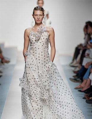 Ermanno Scervino春季女装 凸显气质 彰显品位