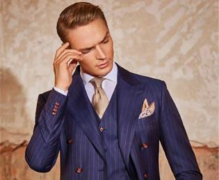 """富绅定制:原来""""他""""才是穿出西服高级感的重要秘密"""