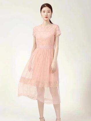 五彩缤纷的xia日 怎neng少了红kai贝尔的连衣裙呢