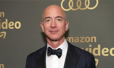 亚马逊股价创新纪录 贝索斯身家飙升至1716亿美元