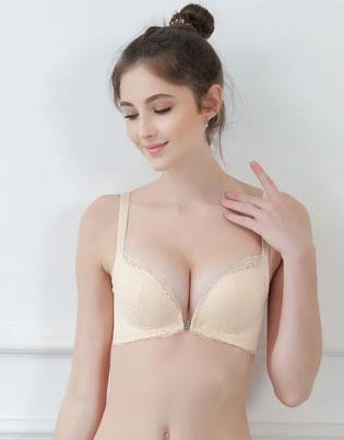 珍妮芬上新 夏日文胸穿出好身形!