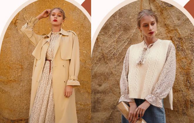 VIVIS薇薇希:SPRING 新衣 解锁新造型