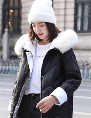 夺宝奇兵冬季穿搭手册 保暖甜美、知性优雅都给你!