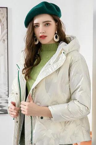 时尚穿搭 小个子冬日棉服穿搭 拒绝臃肿路人感!
