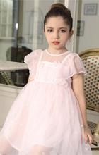 快乐精灵夏日网纱裙 做个美丽的小仙女!