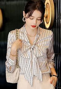 歌米裳春夏系列衬衫 各种风格应有尽有