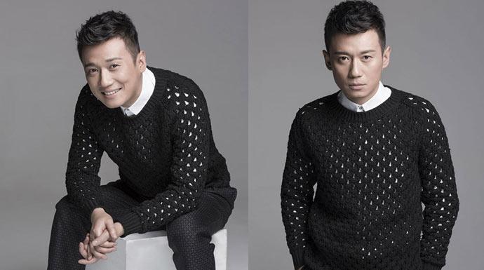 徐洪浩休闲写真曝光 多变气质打造魅力型男帅气逼人