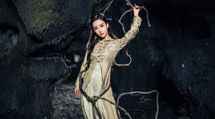 刘凡菲另类写真大片曝 展现出不一样的个性魅力