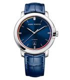 海瑞・温斯顿呈献「amfAR 治愈倒数」限量腕表