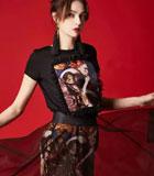 EC 衣蔻新品  蕾丝 女王 创意设计