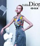 EddaDior迪奥女装 16夏季新品发布十五