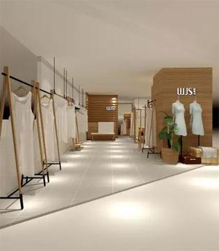 热烈祝贺WJS唯简尚女装品牌8月新店即将开业