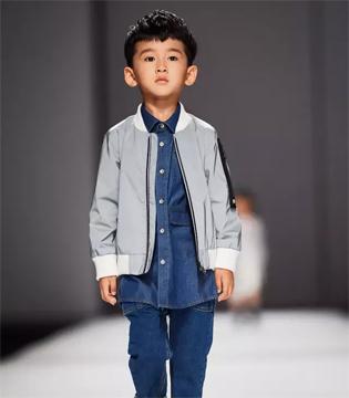 用爱打造中国潮童第一品牌 喔也童装广东时装周压轴大秀《开始》