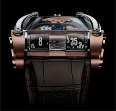 MB&F推出全新HM8 Can-Am腕表