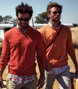 费奇赫顿新品针织衫系列  精致诠释针织美学