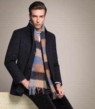 呢料的西装更是保暖又时尚 更有男人味的西装都在袋鼠