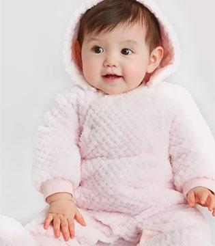 丽婴房lesenphants新款宝宝装 温暖上市