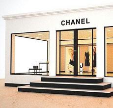 Chanel在美国开设首家独立鞋履门店