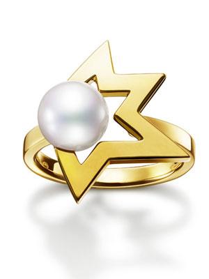 TASAKI 呈现Pearly Star 珍星假日珠宝系列