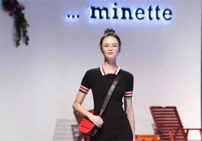 …minette2017夏季新品�l布���F�鲋��