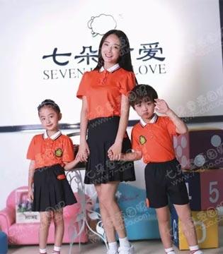 七朵童爱童装为孩子们的童年添上绚丽的色彩