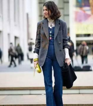 春装指南 今年穿衣流行大件 透明 印花