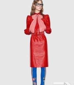 Gucci国际品牌发布最新休闲装运动风系列