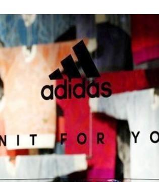 "阿迪达斯Adidas概念门店""Knit for You""预上市"