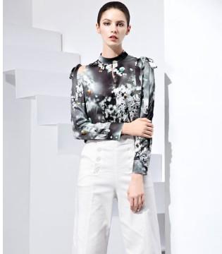 浩洋国际2017新款春装 永恒不变的优雅女人