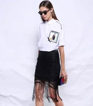 这个清爽夏季不会溜走 专属于你的时尚苒逅女装