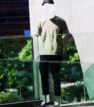 GRSAGA男装灵魂不羁的号召 演绎城市街角的时光过客