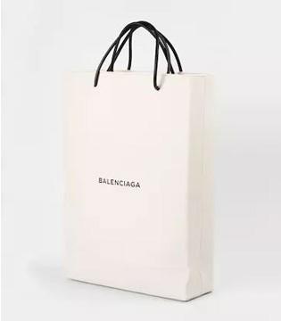 Balenciaga再次推出天价购物袋以及红色袜套式针织鞋