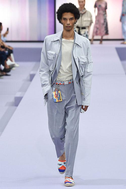 英国时尚品牌Paul Smith 2018春夏系列男装秀