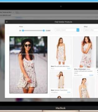 把图像识别技术带到时尚产业 利用AI找衣服