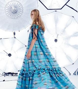 设计师Emanuel Ungaro 2018早春系列时尚型录