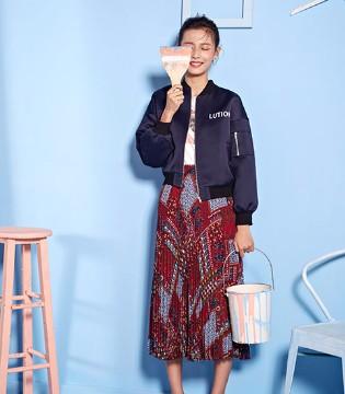超全早秋舒适潮搭 尽在速品快时尚潮流品牌女装中