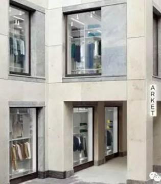 Arket在慕尼黑开设第一家德国旗舰店