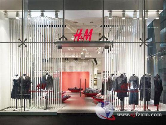 H&M中国门店为应对业绩增速放缓推出积分会员体系