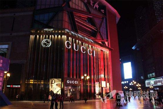 Gucci连续领跑奢侈品行业 销售额飙涨再创历史新纪录